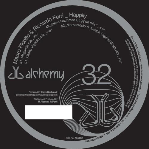 Album Art - Happily