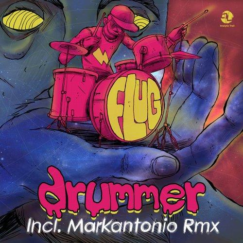 Album Art - Drummer