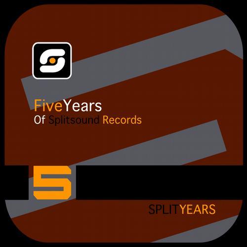 SPLITYEARS - 5 Years Of Splitsound Records Album Art