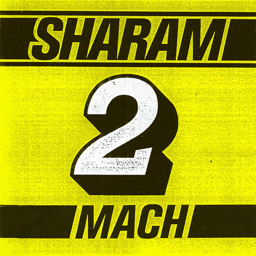 Album Art - Mach 2 EP