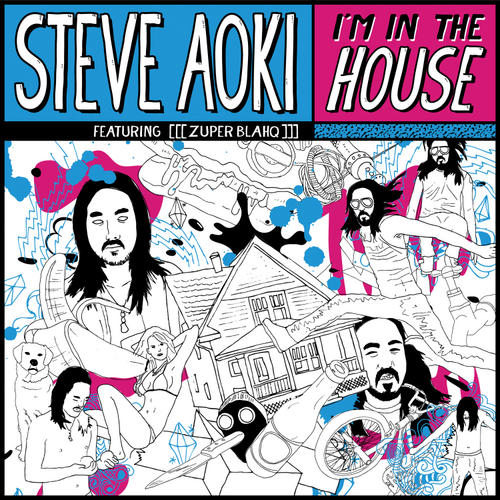Album Art - I'm In The House