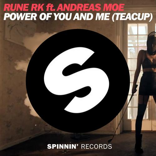 Album Art - Power Of You And Me (Teacup)