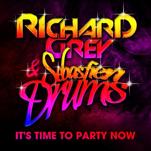 Album Art - It's Time To Party Now
