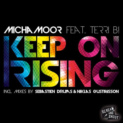 Album Art - Keep On Rising