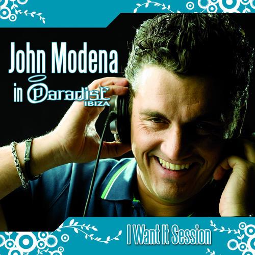 Album Art - John Modena In Paradise Ibiza