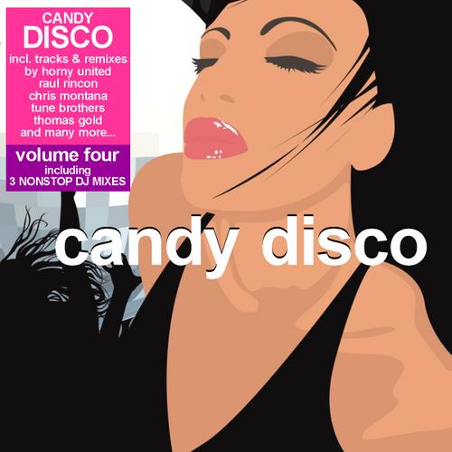 Album Art - Candy Disco Volume 4