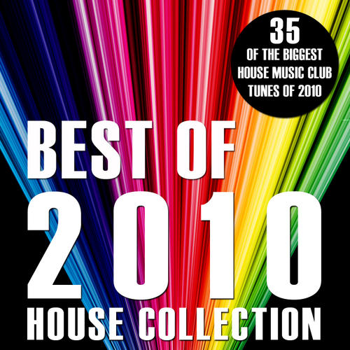 Album Art - Best Of 2010 - House Collection