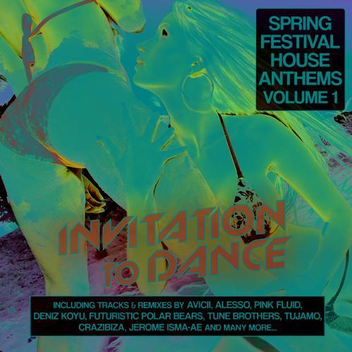 Album Art - Invitation 2 Dance Vol. 1