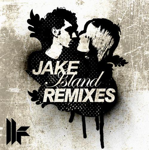 Album Art - Jake Island - The Remixes