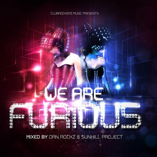 Album Art - Clubrockerz - We Are Furious