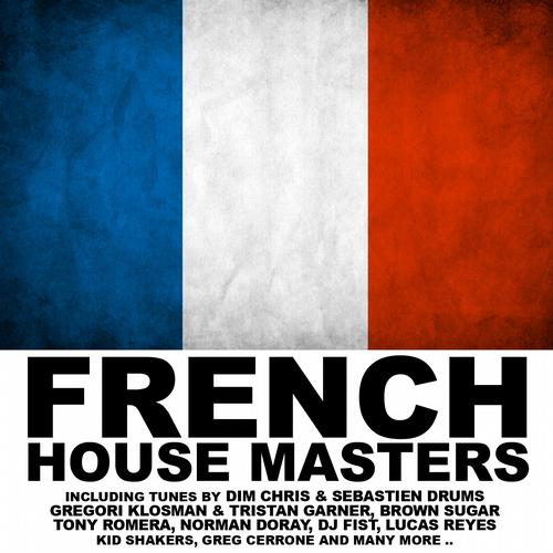 Album Art - French House Masters