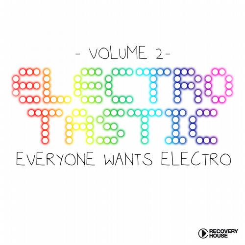Album Art - Electrotastic Vol. 2
