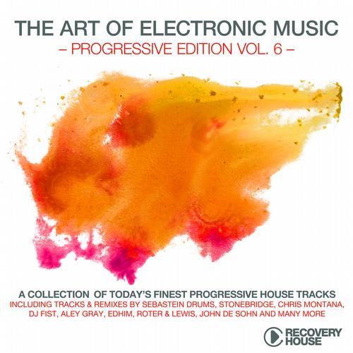 Album Art - The Art Of Electronic Music - Progressive Edition Vol. 6