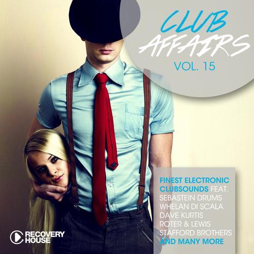 Album Art - Club Affairs Vol. 15