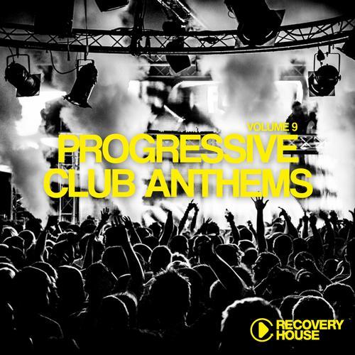 Album Art - Progressive Club Anthems Vol. 9