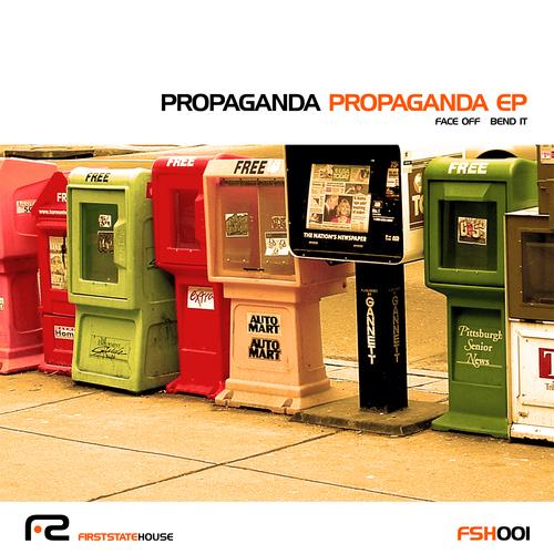 Album Art - Propaganda EP
