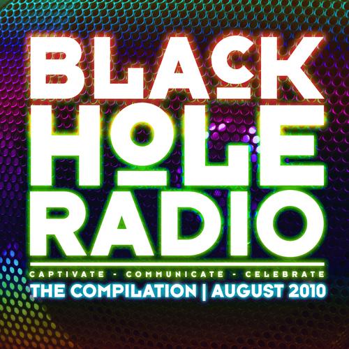 Album Art - Black Hole Radio August 2010