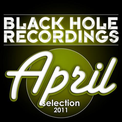Album Art - Black Hole Recordings April Selection 2011