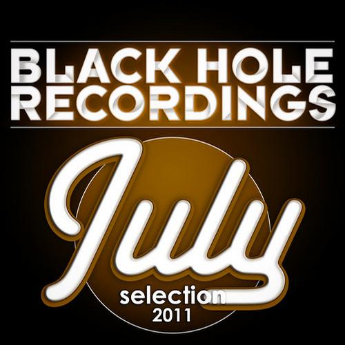 Album Art - Black Hole Recordings July Selection 2011