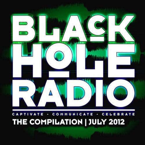 Album Art - Black Hole Radio July 2012