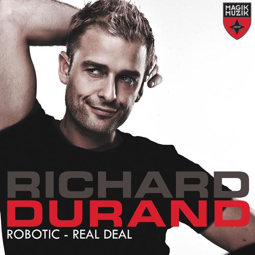 Album Art - Robotic - Beatport Exclusive