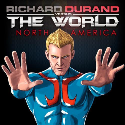 Album Art - Richard Durand vs. The World - North America