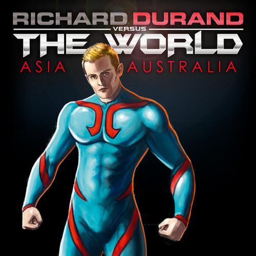 Album Art - Richard Durand vs. The World EP 1 - Asia/Australia