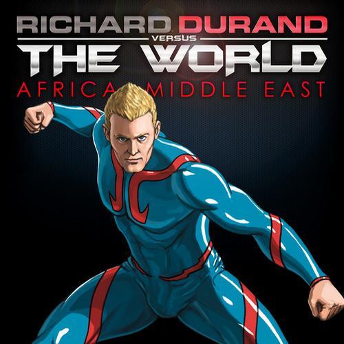 Album Art - Richard Durand vs. the World - Africa & Middle East
