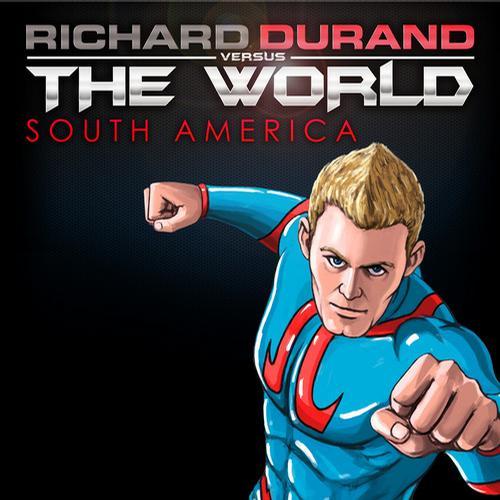 Album Art - Richard Durand vs. the World: South America