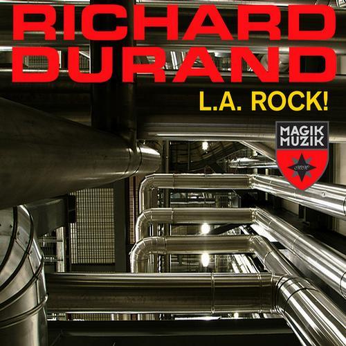 L.A. ROCK! Album Art