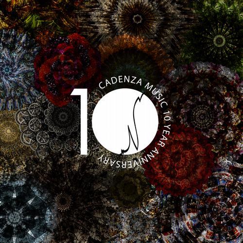 Album Art - Cadenza Music 10 Year Anniversary