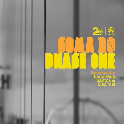 Album Art - Soma20 Phase One
