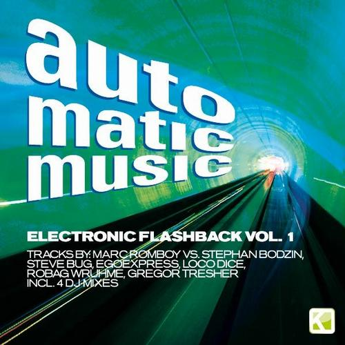 Album Art - Auto.Matic.Music - Electronic Flashback Vol. 1