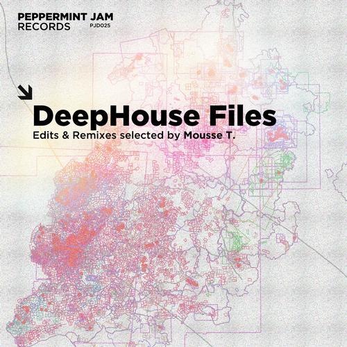 DeepHouse Files (Edits & Remixes Selected By Mousse T.) Album