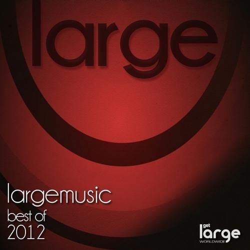 Album Art - Large Music Best of 2012