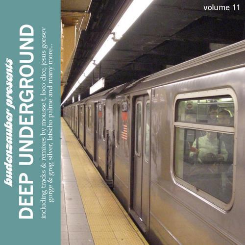 Album Art - Budenzauber Pres. Deep Underground Vol. 11