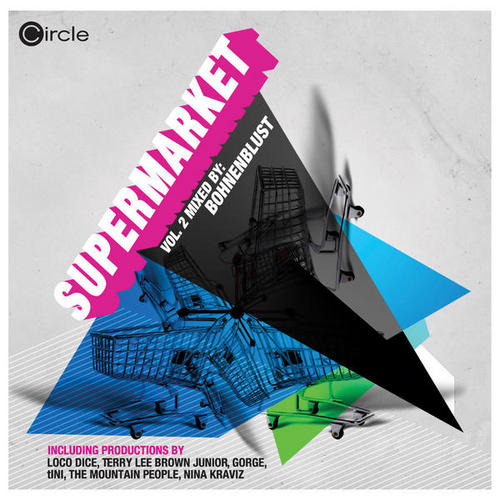 Album Art - Supermarket