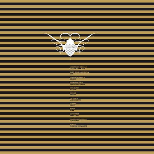 Album Art - Cocoon Compilation J