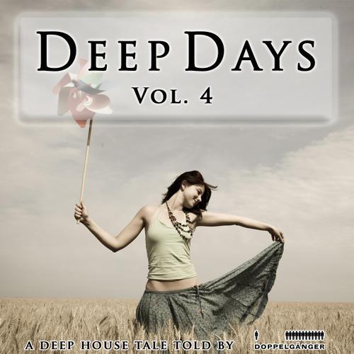 Album Art - Deep Days Volume 4