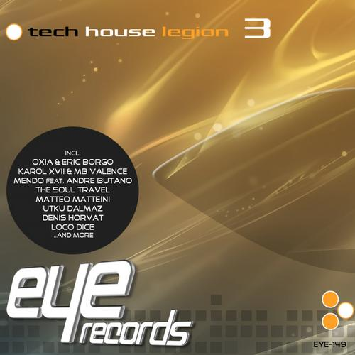 Album Art - Tech House Legion - Volume 3