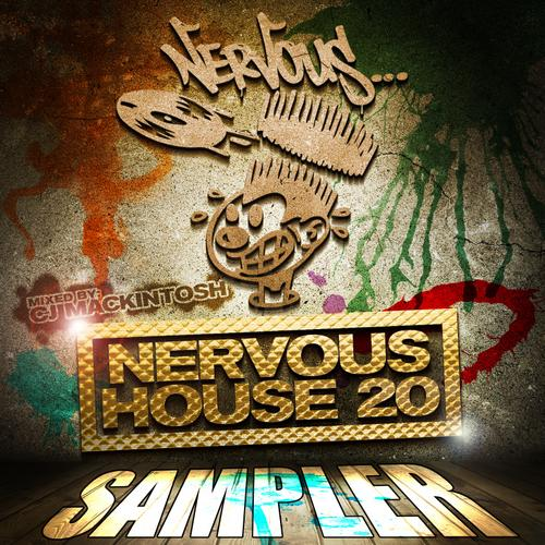Album Art - Nervous House 20: Mixed By CJ Mackintosh - Sampler