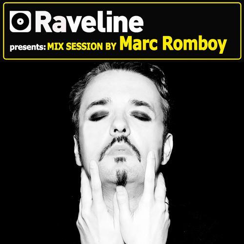 Album Art - Raveline Mix Session By Marc Romboy