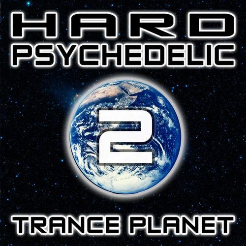 Album Art - Hard Psychedelic Trance Planet V2
