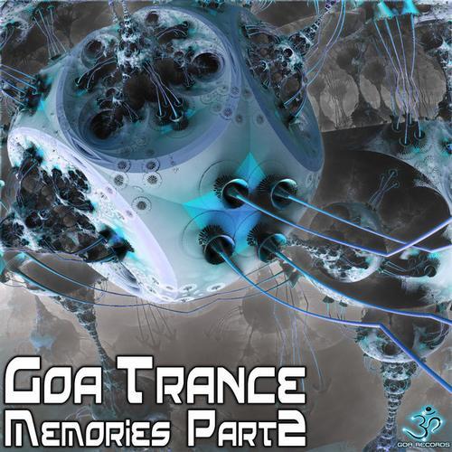 Album Art - Goa Trance Memories Part 2