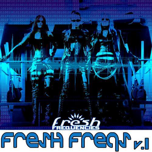 Album Art - Fresh Freqs - Volume 1