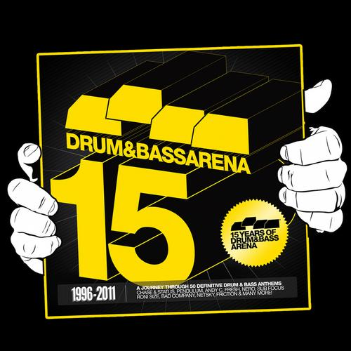 Album Art - Drum&BassArena: 15 Years