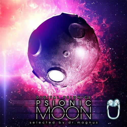 Album Art - Psionic Moon