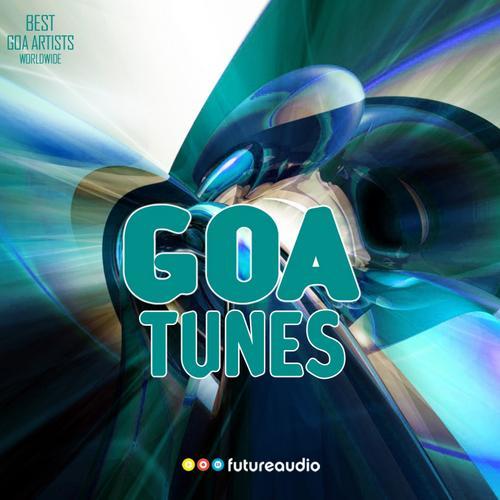 Album Art - Goa Tunes, Volume 08 (Captivating Psychedelic Trance & Goa Anthem)