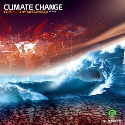 Album Art - Climate Change - Compiled By Mekkanikka