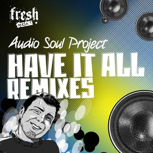 Album Art - Have It All Remixes